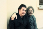 Mirko Aretini con Daniele Finzi Pasca