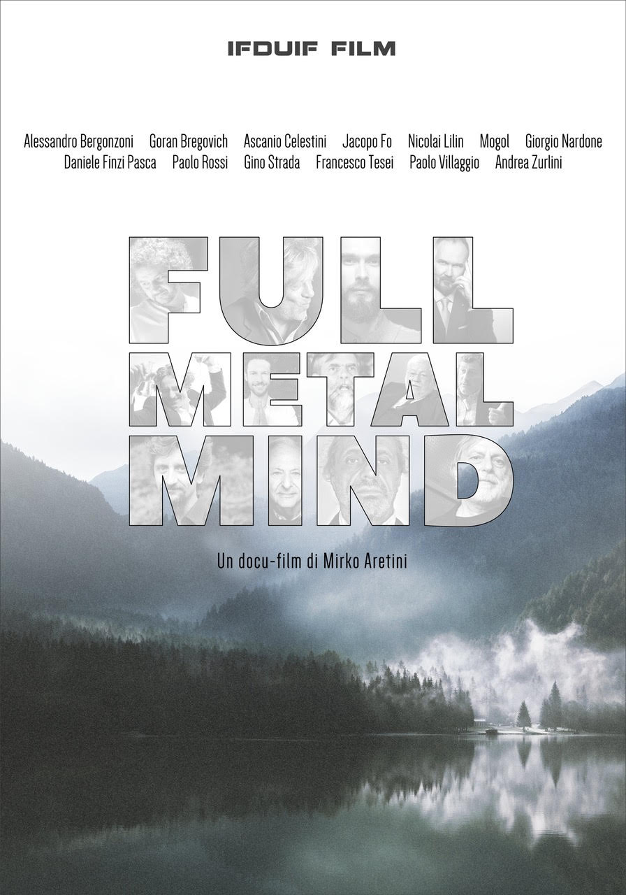 full metal mind poster